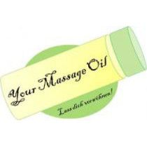 Your Massage Oil