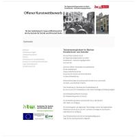 Offener Kunstwettbewerb Land Berlin