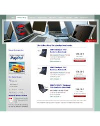 Onlineshop Laptop, Notebook - Berlin -
