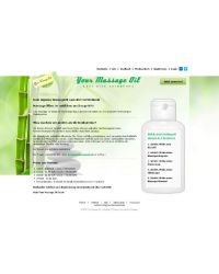 Your Massage Oil