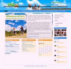 Homepage Erstellung