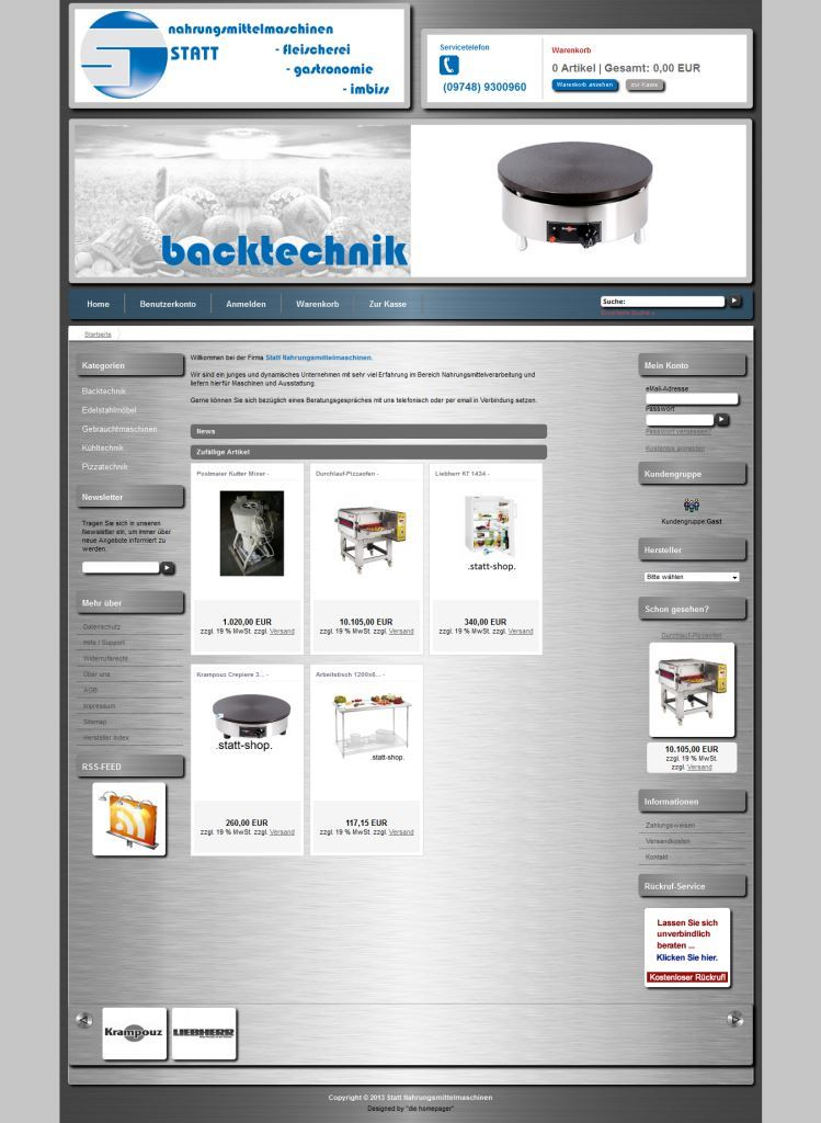 Homepage, Internetseiten, Grafiken erstellen.