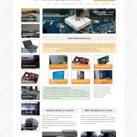 Individuelle Homepage Erstellung Berlin