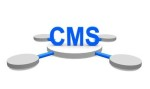 Website mit CMS