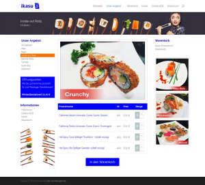 Onlineshop Homepage erstellen lassen